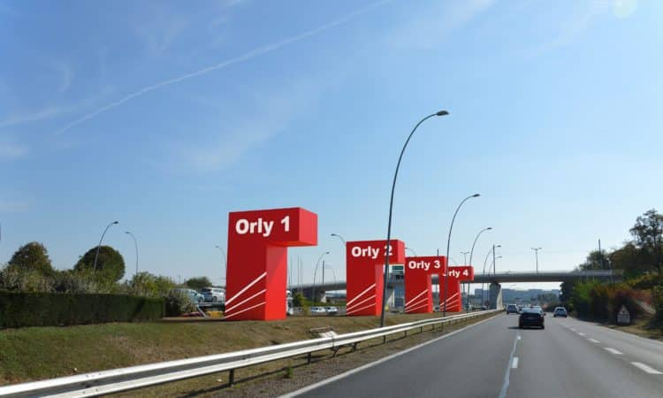 Orly 1,2,3 et 4