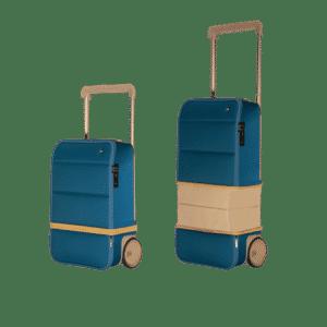 Les bagages du futur s'annoncent plus polyvalent et surtout plus intelligents