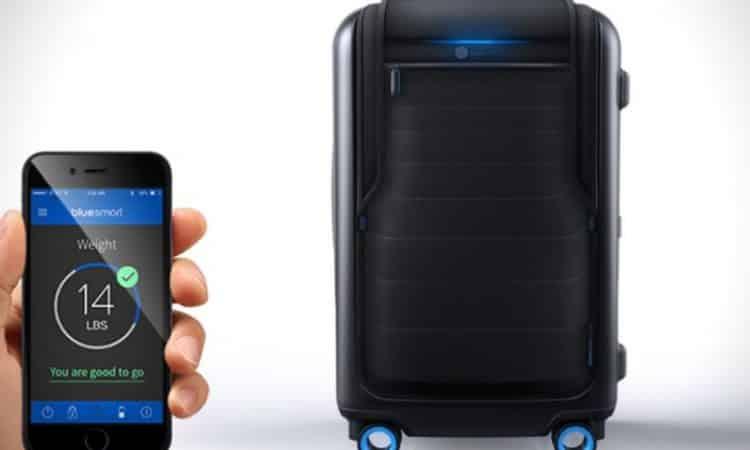 valise connectée