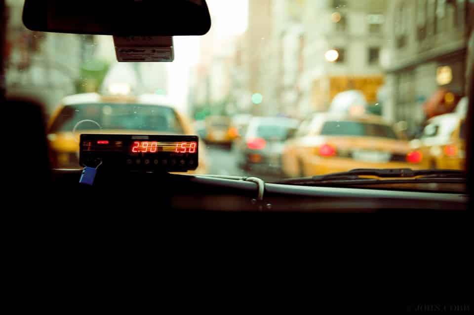 Quel est le prix d'une course en taxi ?