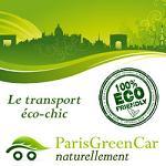 Service de navette green entre Paris et ses aéroports (CDG, Orly, Beauvais)